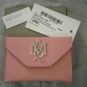 Alexander McQueen Card Wallet
